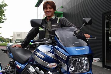 プロ婚バイク写真7